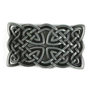 Celtic Cross Silver~ Belt Buckle